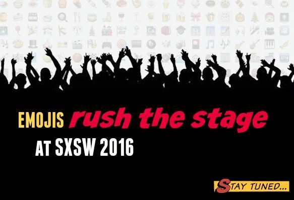 emojis at SXSW 2016